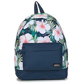 Bags Women Rucksacks Roxy BEYOUNG J BKPK BSP8 Mood / Indigo / Flower