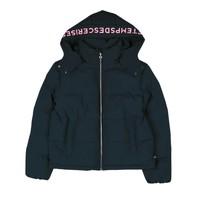 Clothing Girl Duffel coats Le Temps des Cerises AMMA Marine