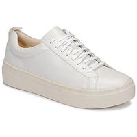 Shoes Women Low top trainers Vagabond ZOE PLATFORM White