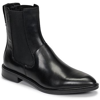 Shoes Women Mid boots Vagabond Shoemakers FRANCES Black