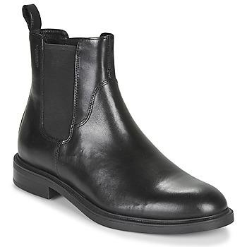 Shoes Women Mid boots Vagabond Shoemakers AMINA Black