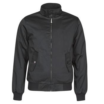Clothing Men Jackets Harrington SINATRA Black