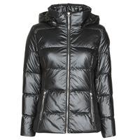 Clothing Women Duffel coats Les Petites Bombes ATHINA Black