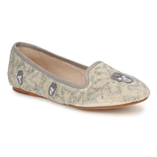Shoes Women Loafers House of Harlow 1960 ZENITH Beige / Grey