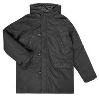 Clothing Boy Duffel coats Guess L0BL08-WDEH0-JBLK Black