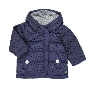 Clothing Girl Duffel coats Absorba 9R42022-04-B Marine