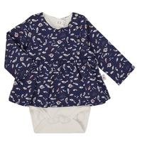 Clothing Girl Tops / Blouses Absorba 9R60002-04-C Marine
