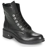 Shoes Women Mid boots Sweet Lemon REVELO Black