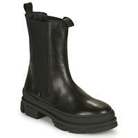 Shoes Women Mid boots Sweet Lemon PAPILA Black