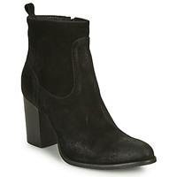 Shoes Women Ankle boots Sweet Lemon IDIA Black