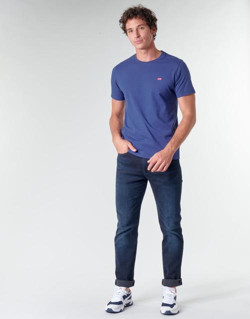 Clothing Men Straight jeans Levi's 502 REGULAR TAPER Blue / Ridge
