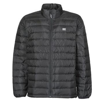Clothing Men Duffel coats Levi's PRESIDIO PACKABLE JACKET Mineral /  black