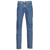 Clothing Men Straight jeans Levi's 502 TAPER Stonewash / Stretch