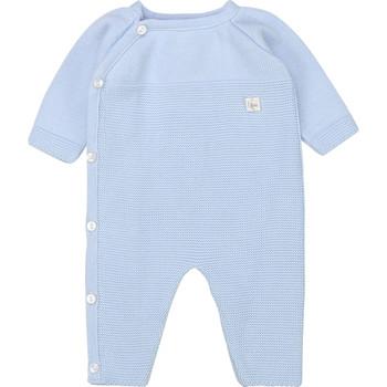 Clothing Boy Jumpsuits / Dungarees Carrément Beau Y94185 Blue