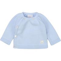 Clothing Boy Long sleeved tee-shirts Carrément Beau Y95232 Blue