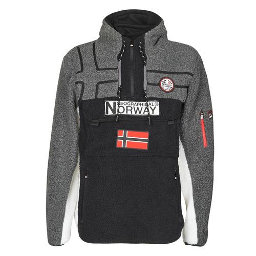 Clothing Men Fleeces Geographical Norway RIAKOLO Black