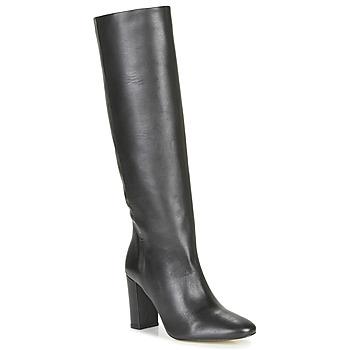 Shoes Women High boots Jonak Calime Black