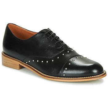 Shoes Women Derby Shoes Jonak DOMUS Black