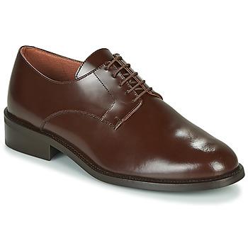 Shoes Women Derby Shoes Jonak DOI Brown