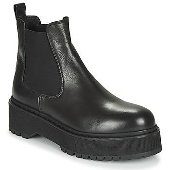 Shoes Women Mid boots Jonak RANIE Black