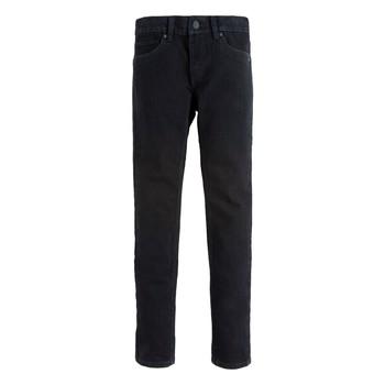 Clothing Boy Skinny jeans Levi's 510 SKINNY FIT JEAN Black