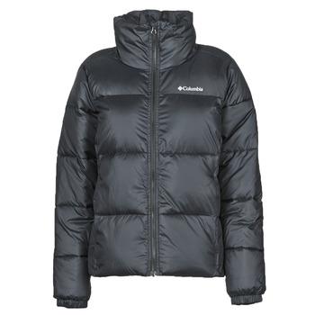Clothing Women Duffel coats Columbia PUFFECT JACKET Black