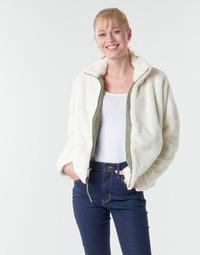 Clothing Women Fleeces Columbia BUNDLE UP FULL ZIP FLEECE White