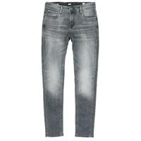 Clothing Boy Slim jeans Jack & Jones JJILIAM Black