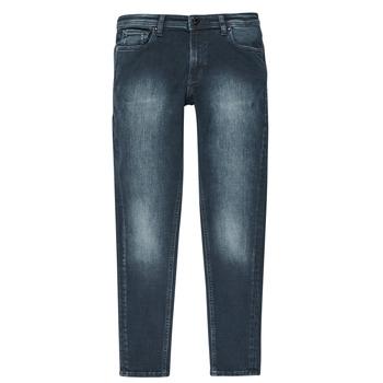 Clothing Boy Slim jeans Jack & Jones JJILIAM Blue