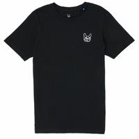 Clothing Boy Short-sleeved t-shirts Jack & Jones JJAARHUS TEE Black