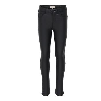 Clothing Girl Slim jeans Only KONROYAL Black
