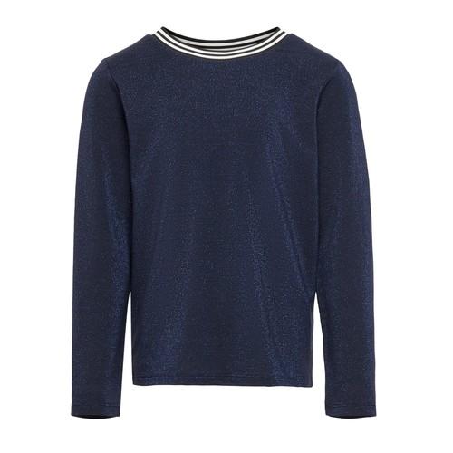 Clothing Girl Long sleeved tee-shirts Only KONATHEA Marine