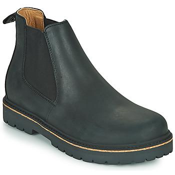 Shoes Women Mid boots Birkenstock STALON Black