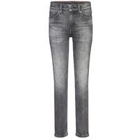 Clothing Boy Skinny jeans Tommy Hilfiger SIMON SUPER SKINNY Grey