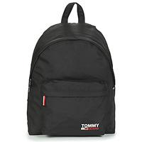 Bags Rucksacks Tommy Jeans TJM CAMPUS BOY BACKPACK Black