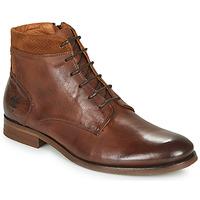 Shoes Men Mid boots Kost HOWARD 35 Cognac