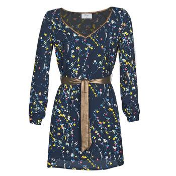 Clothing Women Short Dresses Betty London LIOR Marine