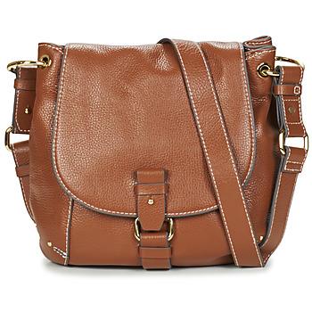 Bags Women Small shoulder bags Mac Douglas PROCIDA Chatain