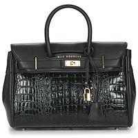 Bags Women Handbags Mac Douglas MERYL Black / Croc
