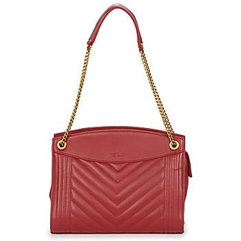 Bags Women Small shoulder bags Nat et Nin SIMONE Red