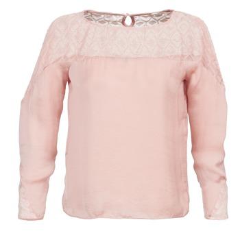 Clothing Women Tops / Blouses Naf Naf KIKI Pink