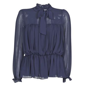 Clothing Women Tops / Blouses Naf Naf HAZUL C1 Marine