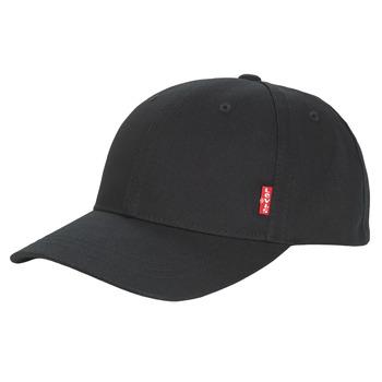 Clothes accessories Men Caps Levi's CLASSIC TWILL REDL CAP Black