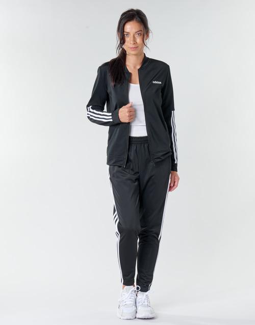 Clothing Women Tracksuits adidas Performance WTS BACK2BAS 3S Black