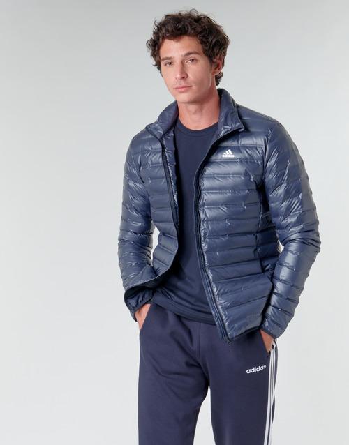Clothing Men Duffel coats adidas Performance Varilite Jacket Ink