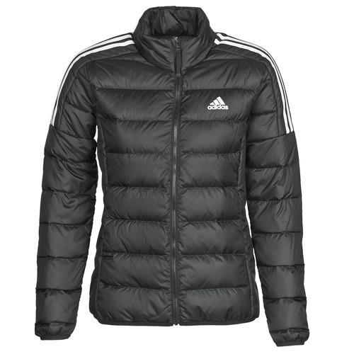 Clothing Women Duffel coats adidas Performance W ESS DOWN JKT Black