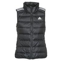 Clothing Women Duffel coats adidas Performance W ESS DOWN VES Black