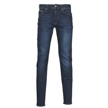 Clothing Men Slim jeans Petrol Industries SEAHAMCLASSIC Blue / Dark