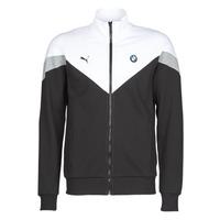 Clothing Men Jackets Puma BMW MMS MCS SWEAT JACKET Black