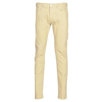 Clothing Men Slim jeans Diesel D-LUSTER Beige
